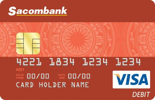 2 tính năng hữu ích khi mở thẻ Visa debit Sacombank