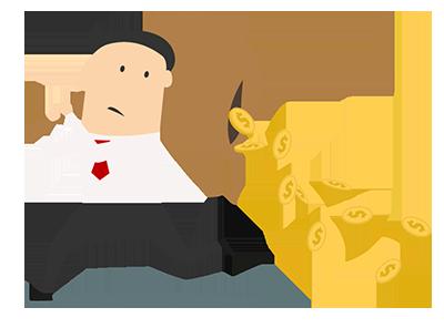 Lãi suất khi rút tiền mặt bằng thẻ tín dụng tại ATM