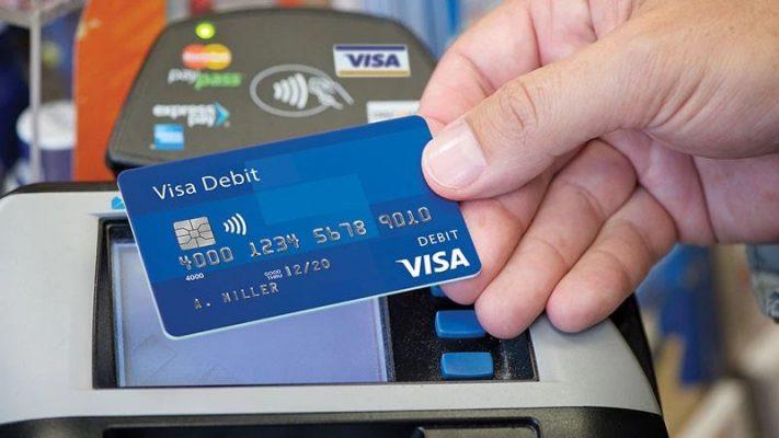 rut tien the visa